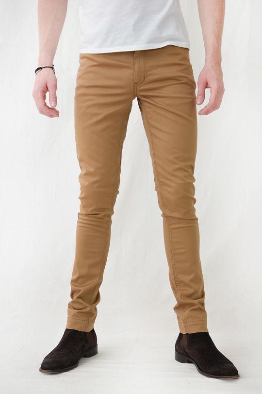 Pantalon marron clair homme nk67 jornalagora - Pantalon marron homme avec quoi ...