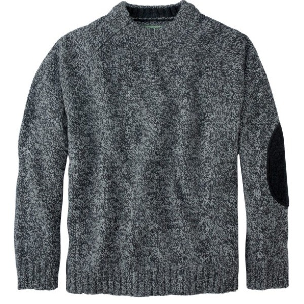 pull cold rond gris
