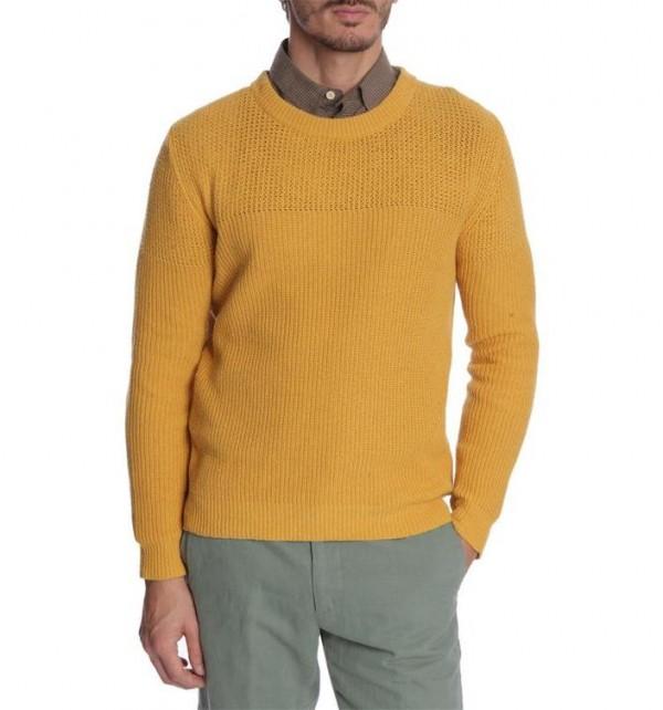 Super homme jaune moutarde EK91