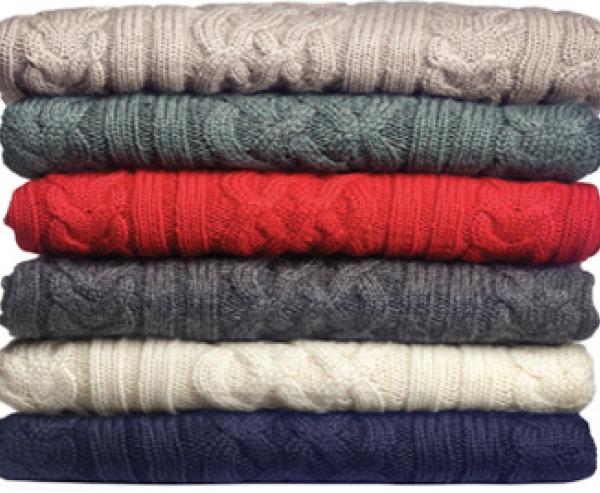 plusieurs couleurs de pulls