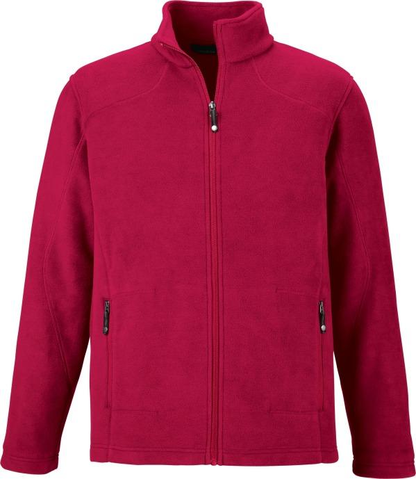 veste.polaire.rouge