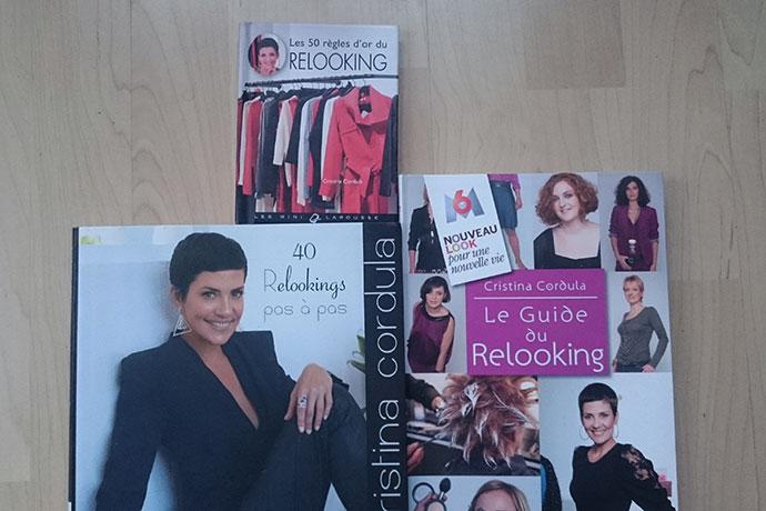 Livres Cristina Cordula